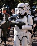 stormtroopers Fotografie Stock Libere da Diritti