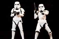 stormtroopers Στοκ εικόνες με δικαίωμα ελεύθερης χρήσης