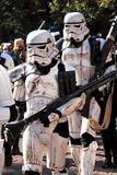 Stormtroopers Royalty Free Stock Photos