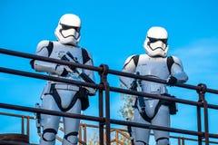 Stormtroopers at Hollywood Studios in Walt Disney World 86.