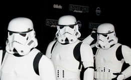 Stormtroopers Stock Photo