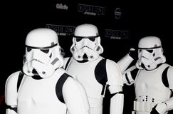 Stormtroopers Stock Image
