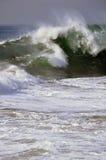 stormwave Fotografering för Bildbyråer