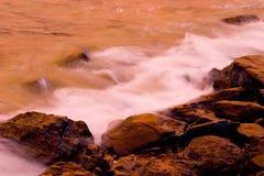 Stormy. Seas royalty free stock photos