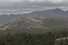 Stormy Black Hills Stock Photos