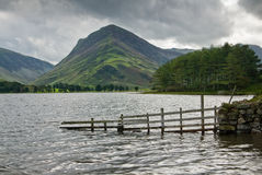 Stormy Buttermere Stock Photos