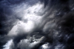 Free Stormy Clouds Royalty Free Stock Photos - 43367438
