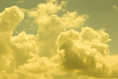 Stormy Clouds Background Royalty Free Stock Image