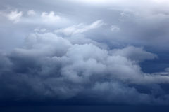 Stormy day Royalty Free Stock Photo