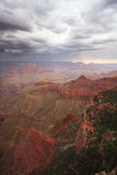 Stormy Grand Canyon Royalty Free Stock Image