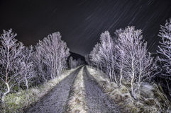 Stormy Night Royalty Free Stock Image