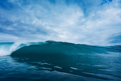 Stormy Ocean Wave Stock Image