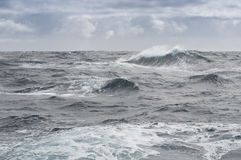 Stormy sea Stock Photos