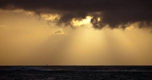 Stormy sea Stock Photos