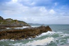 Stormy Sea Royalty Free Stock Photo