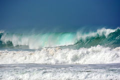Free Stormy Sea Royalty Free Stock Photography - 33789257