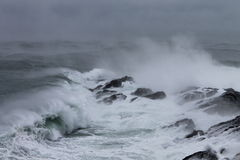 Stormy Seas Royalty Free Stock Photo