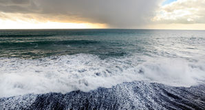 Stormy seascape Royalty Free Stock Photos