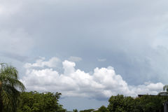 Stormy skies Stock Images