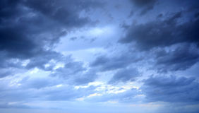 Free Stormy Sky Stock Photo - 12598900
