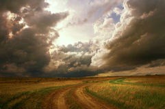Stormy Sky stock photography