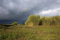 Stormy summer skies Royalty Free Stock Images