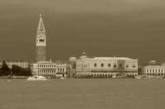 Stormy Venice Royalty Free Stock Image