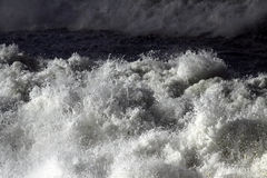 Free Stormy Waves Royalty Free Stock Photography - 16969177