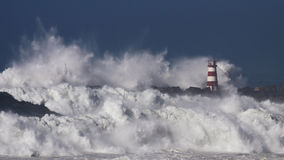 Stormy waves Royalty Free Stock Image