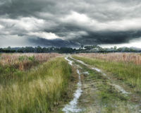 Stormy Weather Royalty Free Stock Photography