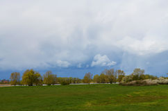 Stormy weather Stock Photos