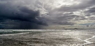 Stormy weather.... Royalty Free Stock Image