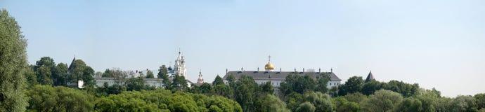 storozhevsky修道院的savvino 图库摄影