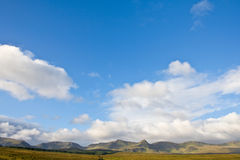 The Storr royalty free stock photography