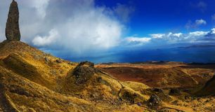 The Storr royalty free stock images