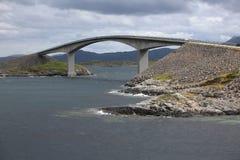 Storseisundet Bridge Royalty Free Stock Images
