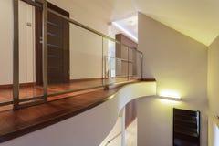 Storslagen design - korridor royaltyfri bild