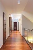 Storslagen design - korridor royaltyfri foto