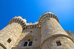 Storslagen förlaga slott Royaltyfri Fotografi