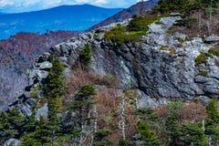 Storslagen fader Mountain Arkivbild