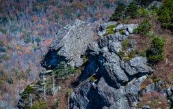 Storslagen fader Mountain Royaltyfria Bilder