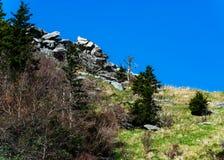Storslagen fader Mountain Royaltyfria Foton
