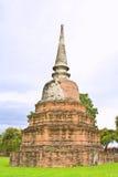 storslagen gammal pagoda Royaltyfri Foto