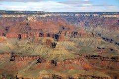 storslagen hopipunkt för kanjon Arkivbild