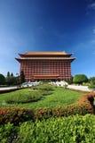 storslagen hotellslott taiwan Royaltyfri Foto