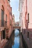 Storslagen kanal Royaltyfri Bild
