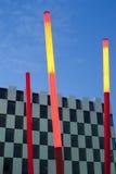 Storslagen kanalfyrkant, Dublin Royaltyfria Bilder