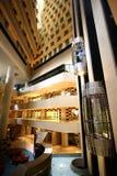 storslagen lobby royaltyfri fotografi