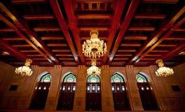 Storslagen moské Arkivbild
