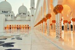 storslagen moské Royaltyfri Fotografi